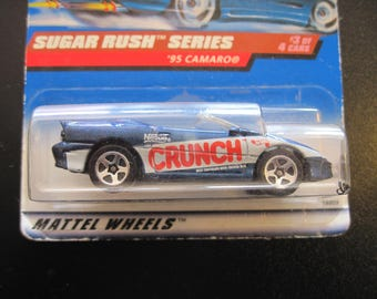 Hot Wheels Sugar Rush Series - Item #1383