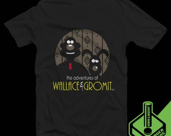 Wallace and Gromit T-Shirt