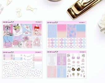 After School Mini Kit // Planner Stickers