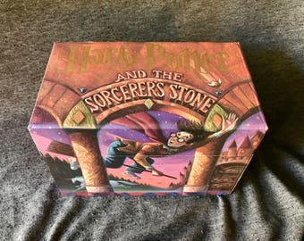 Harry Potter and the Sorcerer's Stone Box
