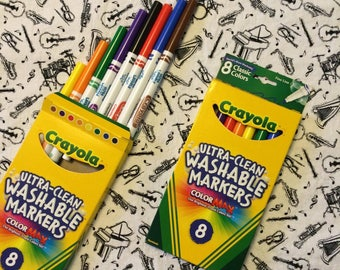 Washable Markers for Coloring Quilts