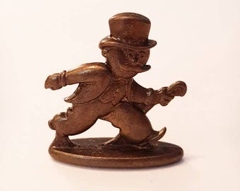 Monopoly 60th Anniversary Game Piece - Monopoly Man