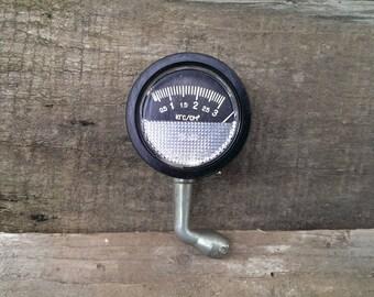 Vintage Tire Pressure Gauge, Pressure Gauge, Soviet Era Manometer, Car Accessory, Gift Idea
