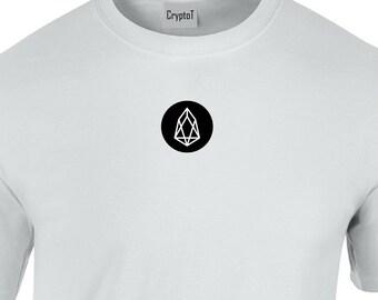 CryptoT EOS Lgo Tshirt