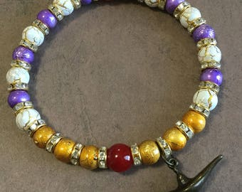 Prince Ali (Aladdin) Inspired Stretch Bracelet