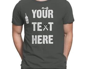 Custom Shirts premium;men;personalized shirts for men;design your shirts;no minimum;print artwork photos on shirts;family reunion shirts