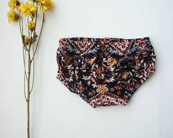 Infant and toddler - Baby girls Floral Bloomer