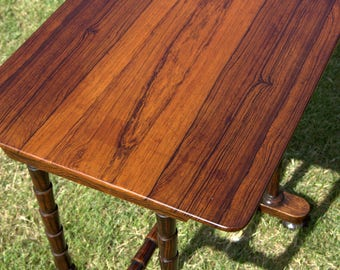 Regency Rosewood Table (Various Pick Up Points)