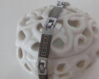 Men's Steel bracelet Trend Italia