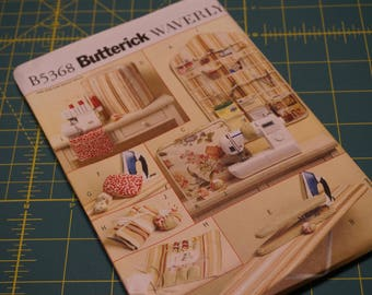 Sewing & Quilting Essentials - Butterick 5368 NIP (out of print)