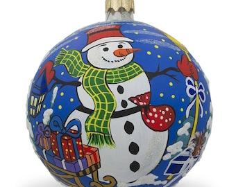 Dallas Cowboys Christmas Ornament Hand Painted Dallas Cowboy