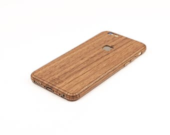 Wood Case for Iphone 6 / 6s - Real Walnut Wood Iphone Case - Wooden Iphone cover