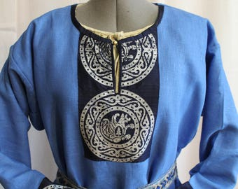 Early medieval, viking dress