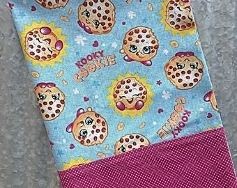 Shopkins Kooky Cookie pillowcase