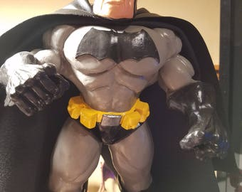 Custom Dark Knight Returns Batman