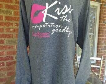 LipSense® Kiss the Competition Goodbye Sweatshirt