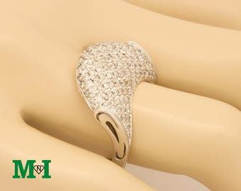 Anniversary Diamond ring, 14K Solid Gold Diamond Ring,100% Natural Diamond Ring, Diamond Gold Rings, 14k gold diamond Ring, Diamond ring