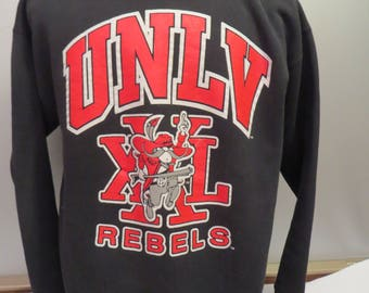 Vintage UNLV Runnin Rebels Sweater - Men's Large