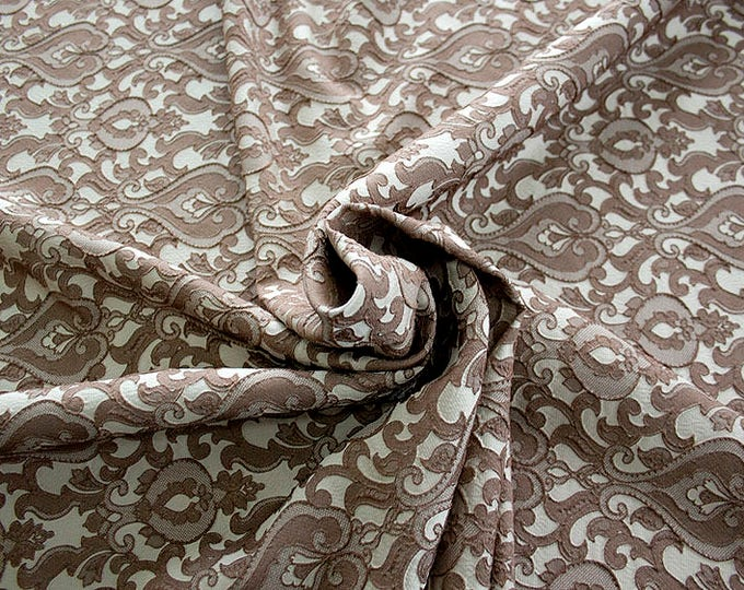 990071-022 Brocade-95% PL, 5% PA, width 130 cm, made in Italy, dry cleaning, weight 205 gr