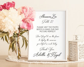 Wedding Place Cards, Seating Card, Thank You Place card, Favor Card, Favor Tag, Place Card Printable, Place Card Template, Wedding Favor