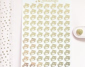 Foil Credit Card Stickers | Planner Stickers