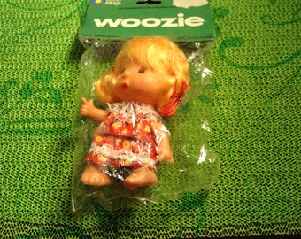 Vintage Woozie Doll