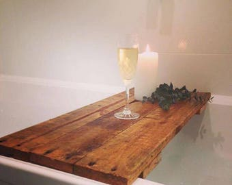Pallet Bath Bar