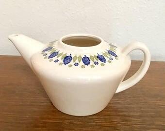 Vintage Marcrest Swiss Chalet Swiss Alpine Teapot