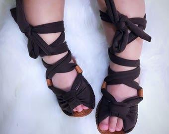 GLADIATOR SANDALS, Baby Girl Gladiators, Toddlers Gladiators , Soft Sole Gladiators, Baby Girl Sandals