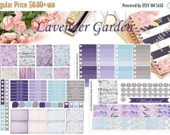 40% Off Sale Lavender Garden
