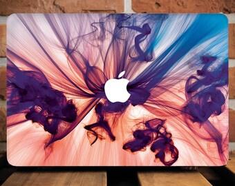 Colorful Smoke 12 Macbook Sleeve Apple Mac Case For Laptop Hard Cover Mac Air 13 Case Macbook Air Macbook Air 13 Hard Case Blot WCm241