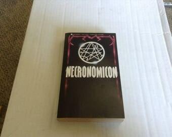 Necronomicon! 1980 Edition