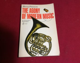 The Agony of Modern Music, 1955 Edition