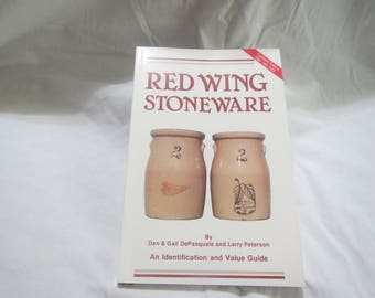 1992 ** Red Wing Stoneware ** Dan & Gail DePasquale and Larry Peterson ** sj