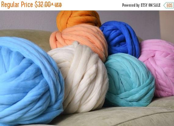 Arm Knitting Yarn Australia : Arm knitting merino wool chunky yarn super