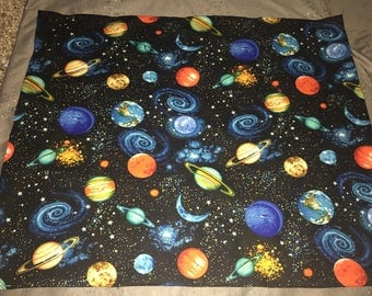 Planetary/Galaxy/Universe Altar Cloth Tarot Cloth