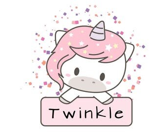 info about my sisters shop -  Twinkletheunicorn (do not buy this listing, just read the info)
