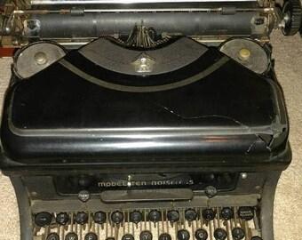 On Sale Remington Rand Model 10 noiseless typewriter