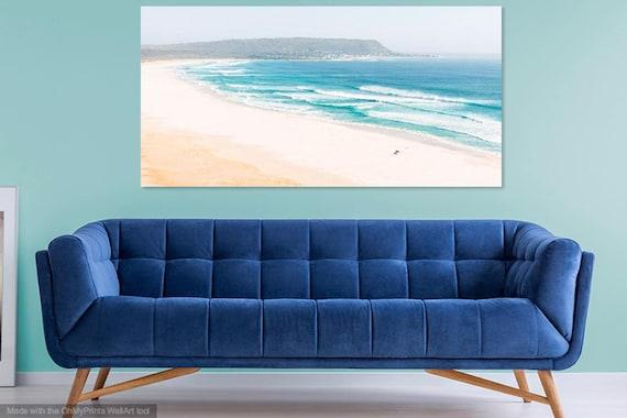 NOORDHOEK BEACH. Seascape Print, Cape Town, South Africa, Beach Print, Landscape Picture