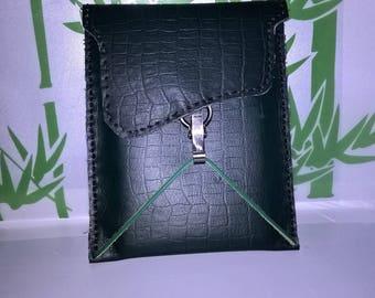 crocodile leather Tablet case
