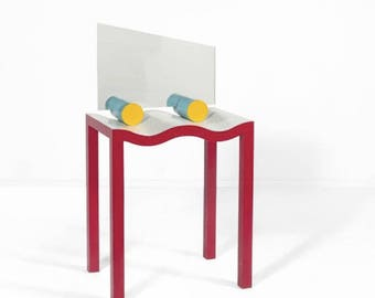 Ettore sottsass, Michele de Lucchi work from memphis milano