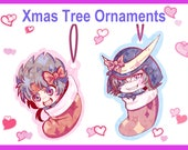 BASARA: Xmas Tree Ornaments