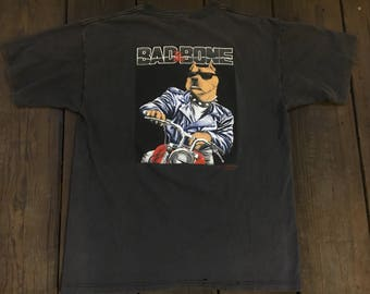 Vintage 90's Bad To The Bone Tee