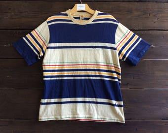 Vintage 70s/80s Hang Ten Striped Tee