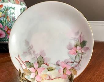 Hand Painted Bavarian Plates