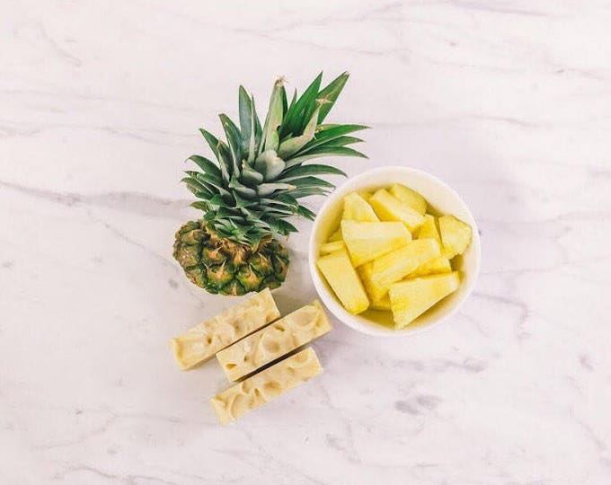 Pineapple Ginger Bar Soap