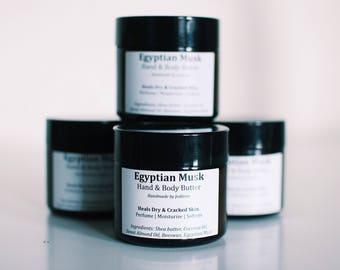 Egyptian Musk & Frankincense Shea Body Butter