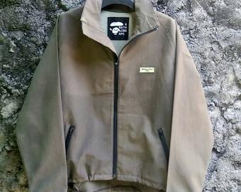Authentic BAPE Cycle Kevlar Jacket. A bathing Ape. Size Free Like Medium..