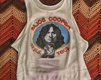 Alice Cooper 79 Tour