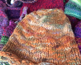Hat of virgin Wool